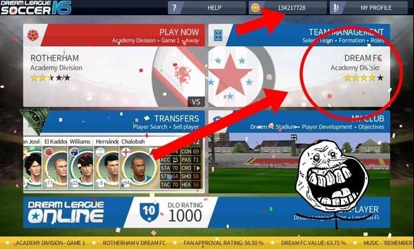 Dream League Soccer 2016 Gameplay