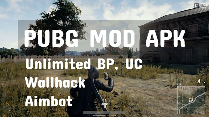PUBG MOBILE MOD APK v1.2.0 (UC,BP,Aimbot,Wallhack) - Download PUBG MOBILE MOD APK v1.2.0 (UC,BP,Aimbot,Wallhack) for FREE - Free Cheats for Games