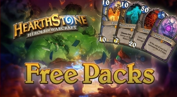 Hearthstone unlimited gold