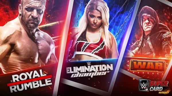 WWE SuperCard download apk