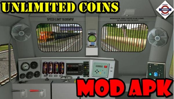Indian Train Simulator APK MOD HACK (Monedas Ilimitadas) 1